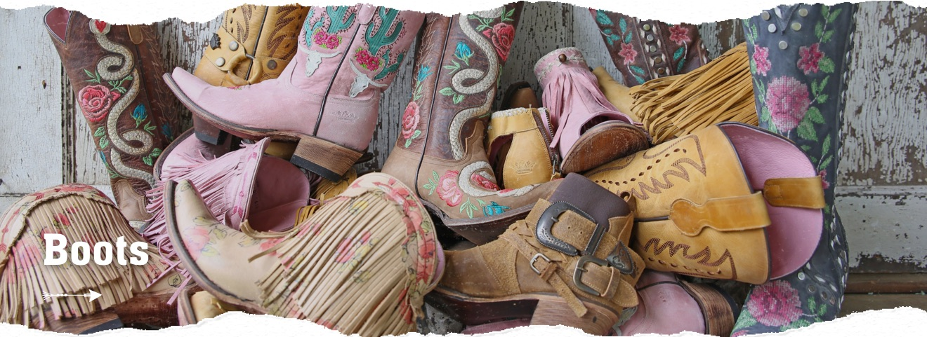 junk gypsy by lane boots