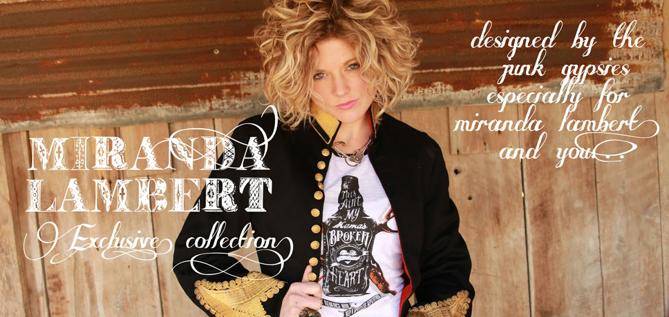 MIRANDA LAMBERT collection