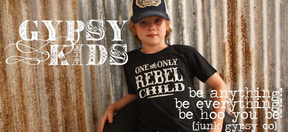 gypsy kids