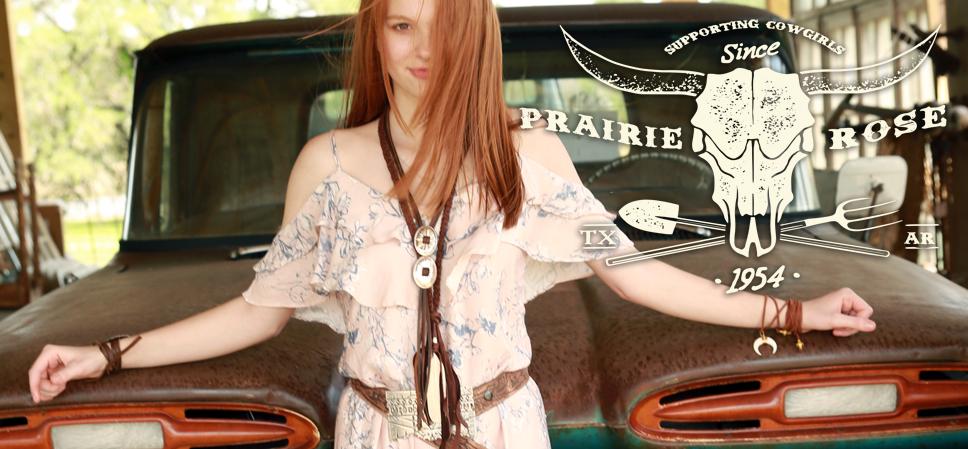 prairie rose was her name