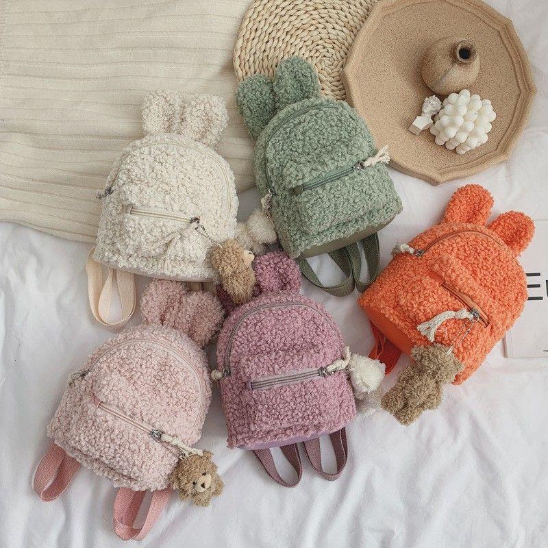 kids bunny backpack