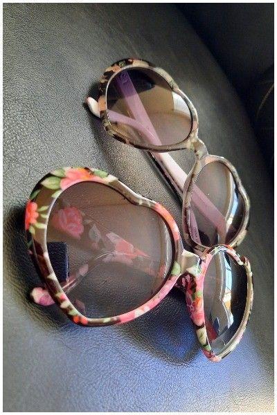 heart shaped flower glasses