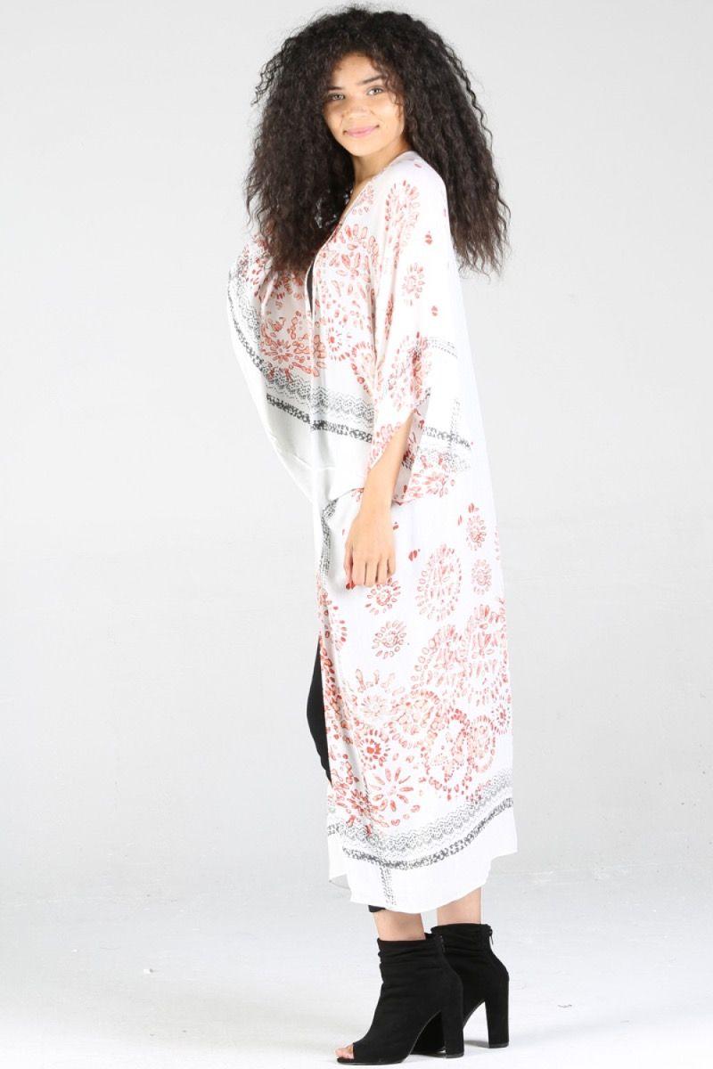fall in love kimono