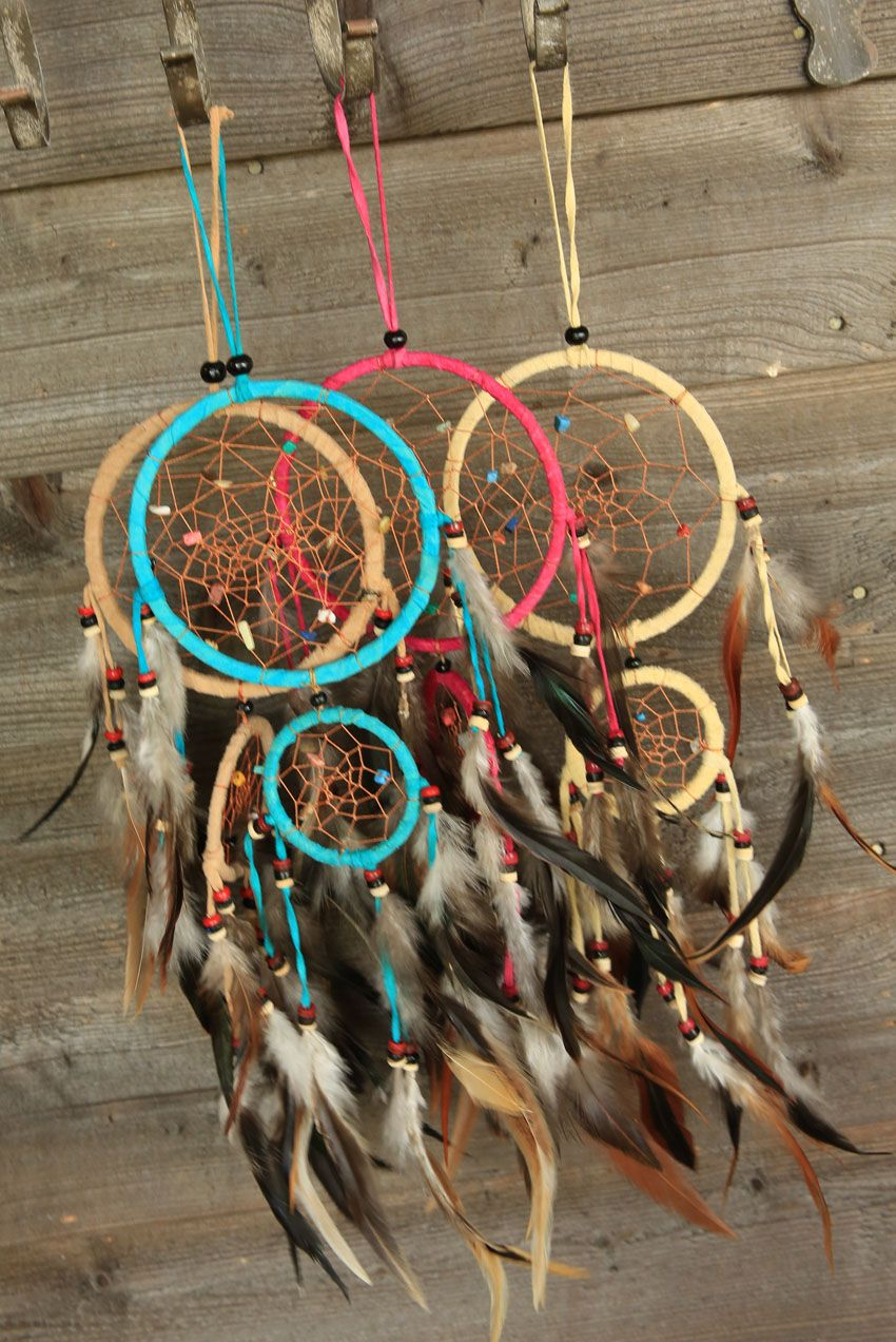 double dream catcher 4.5""