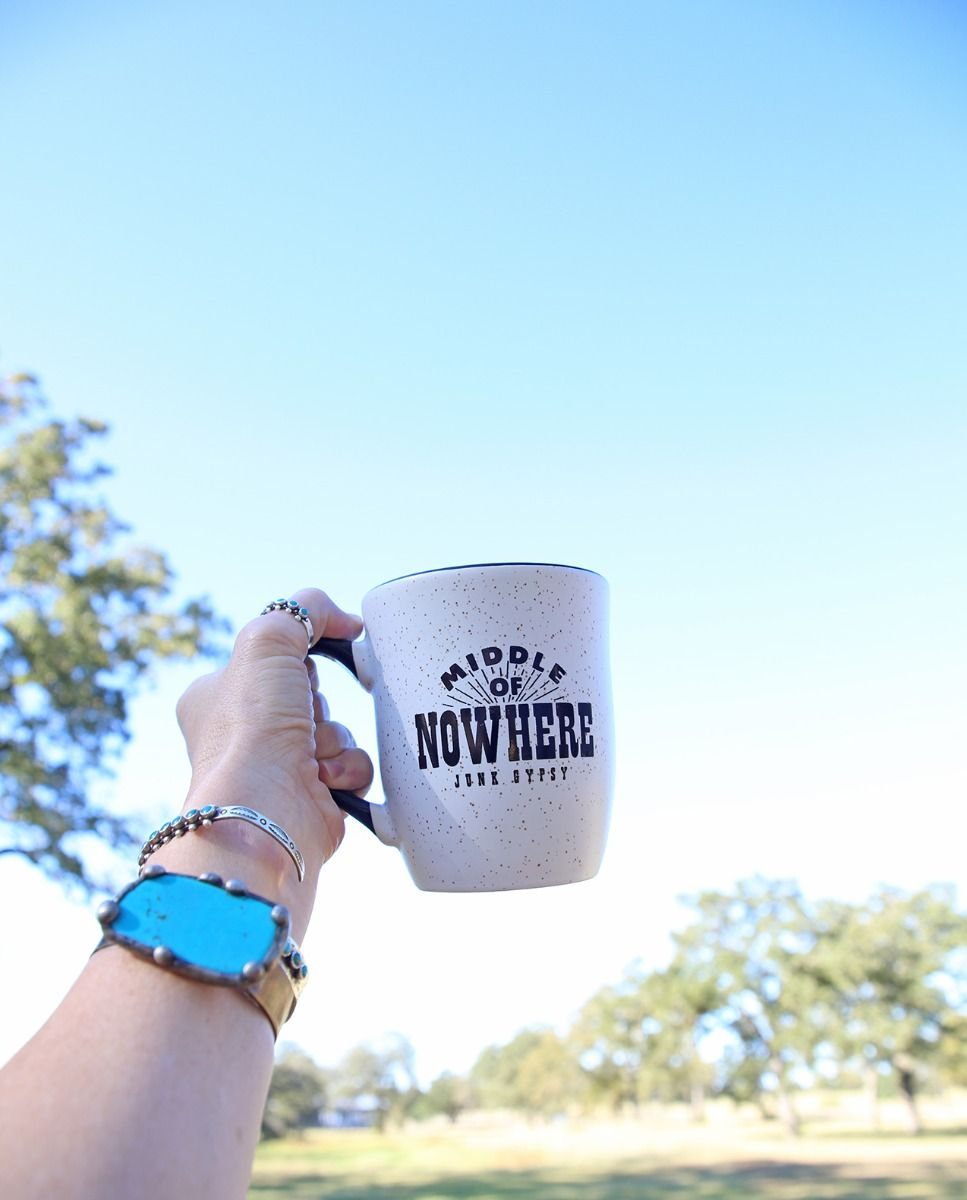 middle of nowhere mug