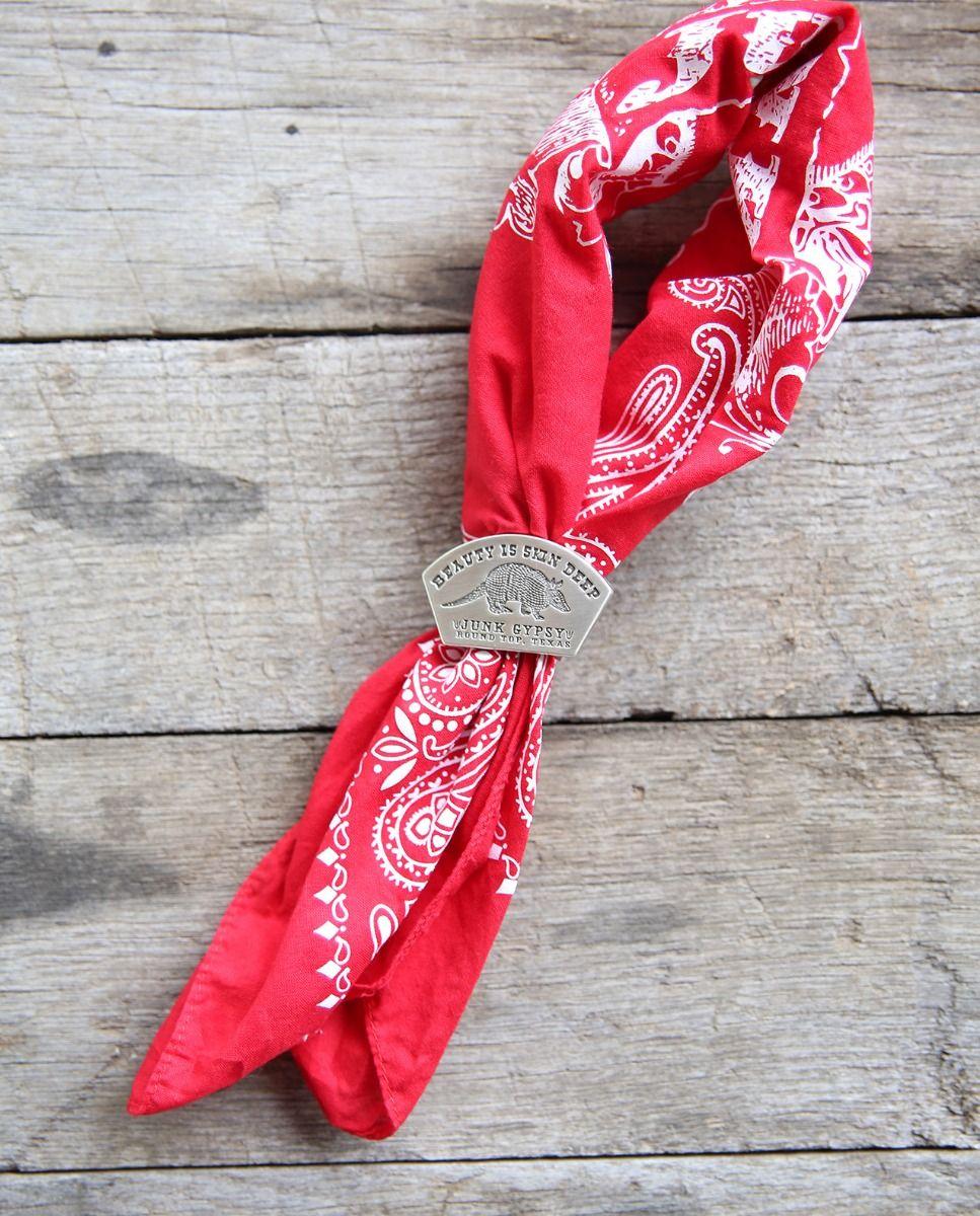 beauty skin deep scarf slide