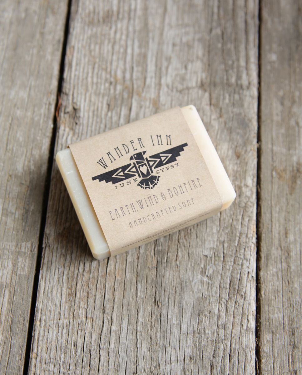 wander inn soap