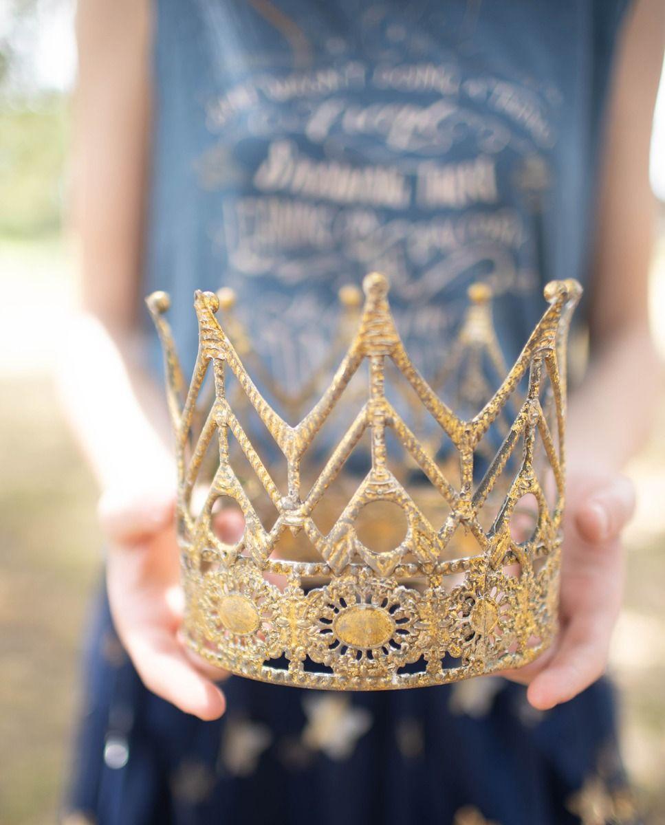 Queen of Her Fairytale Crown