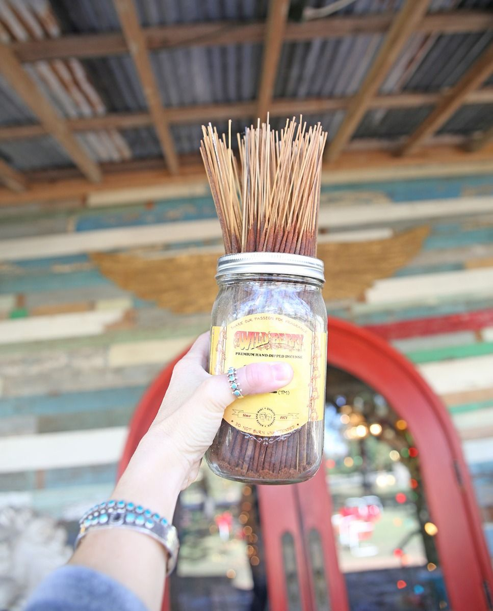 incense sticks - 10 for $2.00!