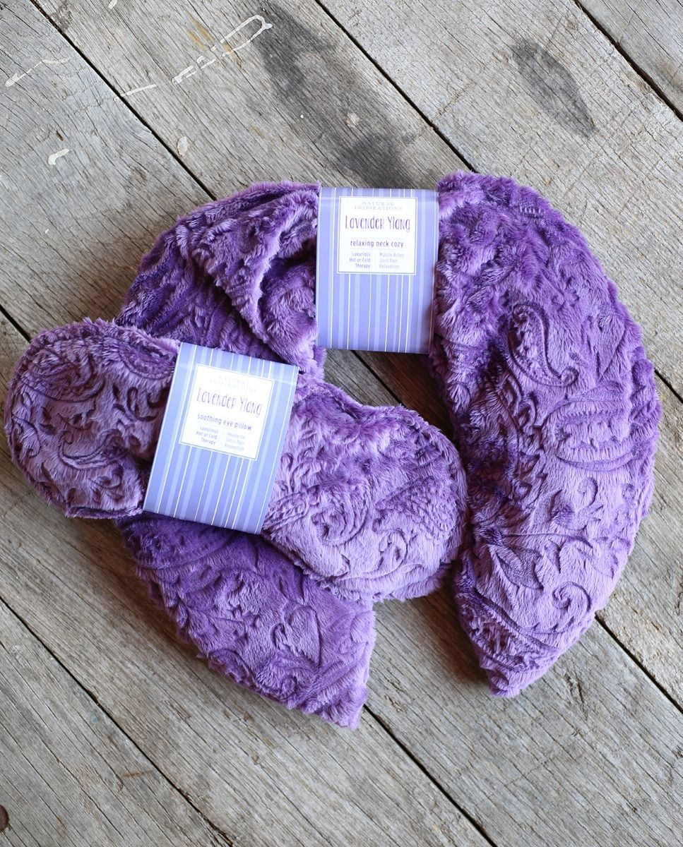 Lavender Ylang Relaxing Neck Cozy
