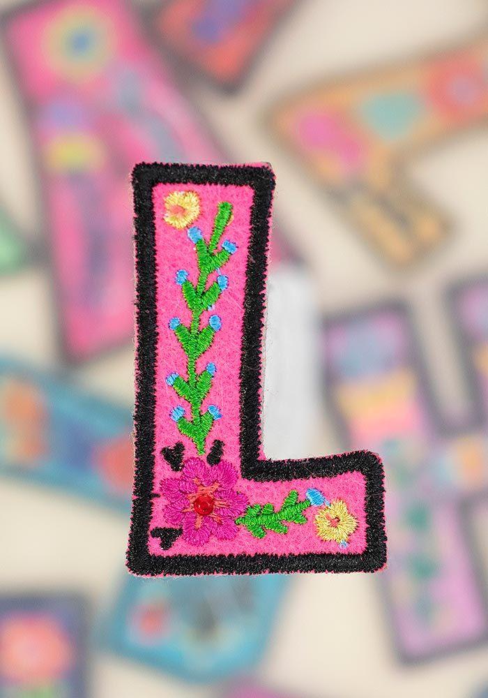 """letter patch """"L"""""""