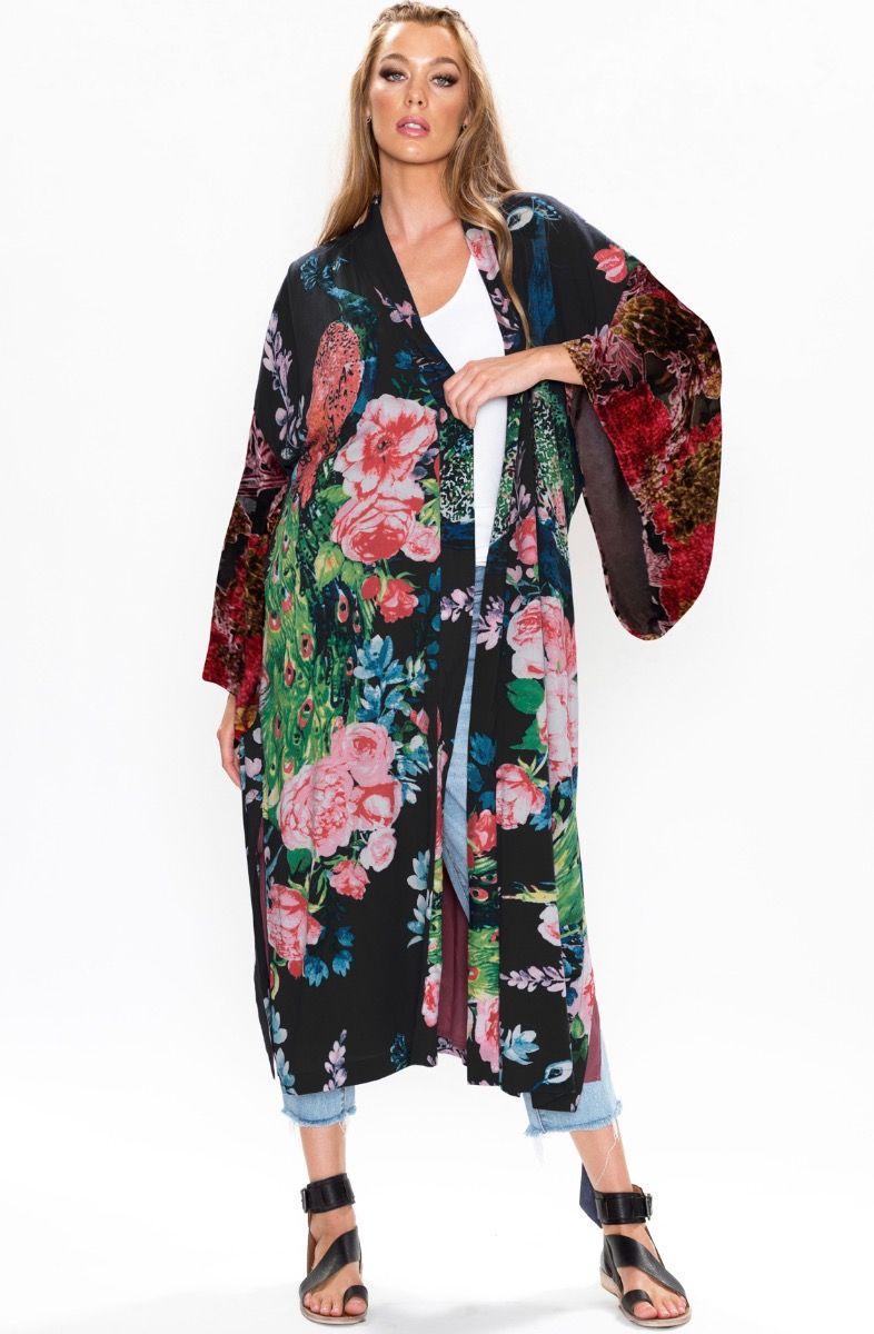 sweet fantasy kimono