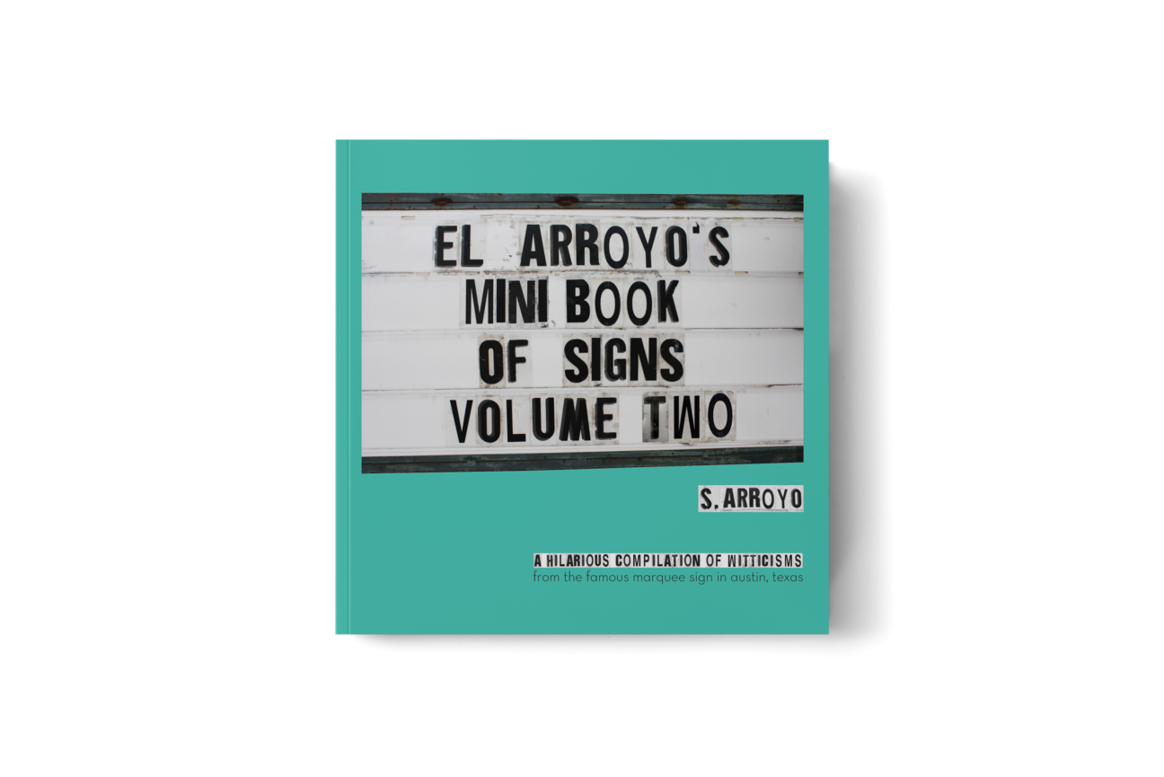 el arroyo's mini book of signs — volume 2