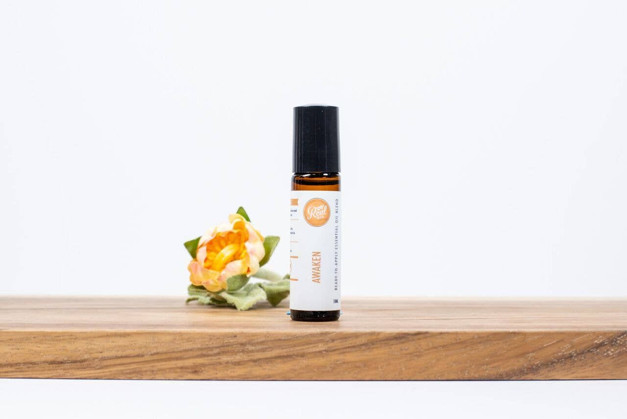 real oil awaken essential oil blend