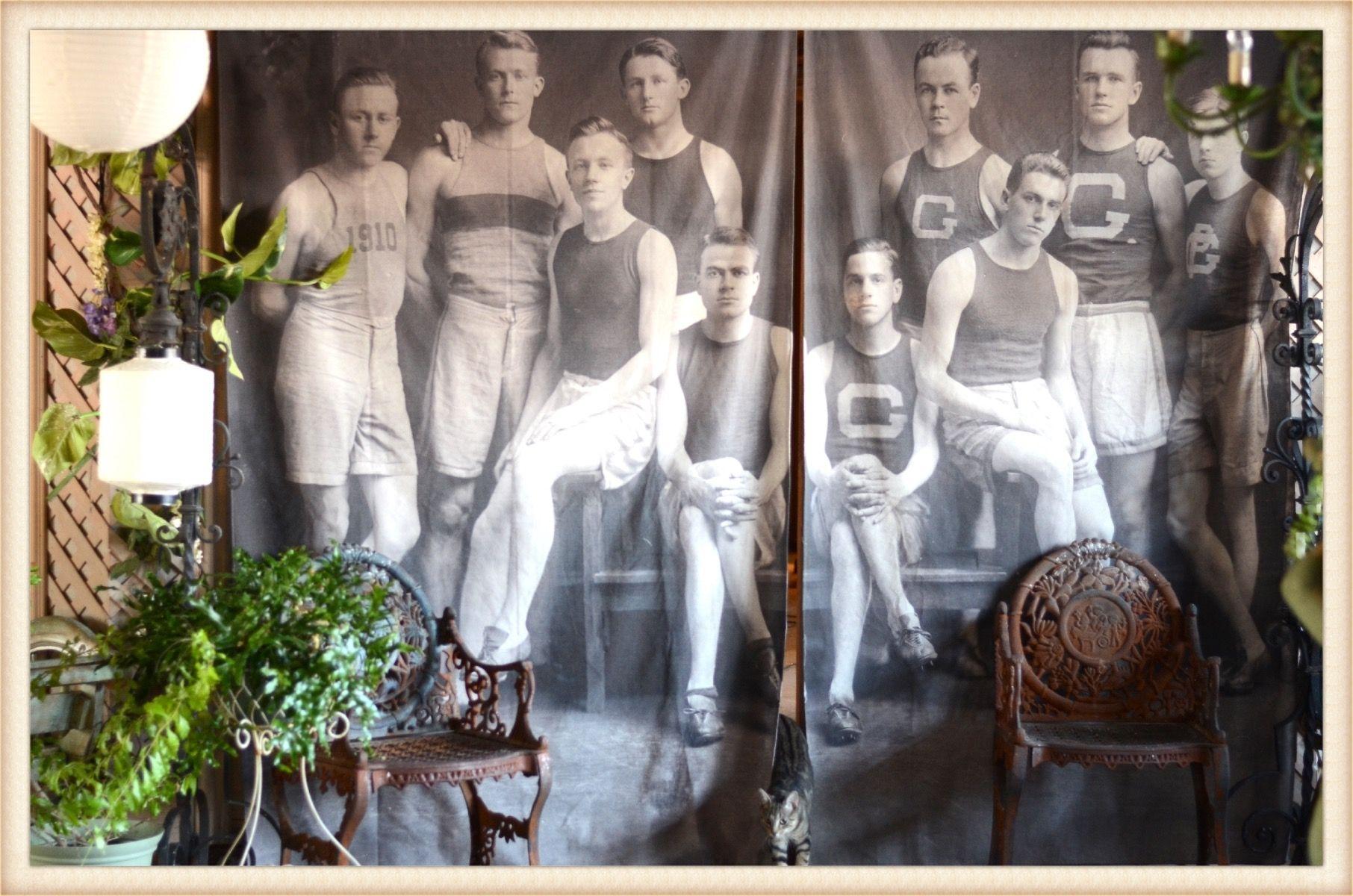 track team panel