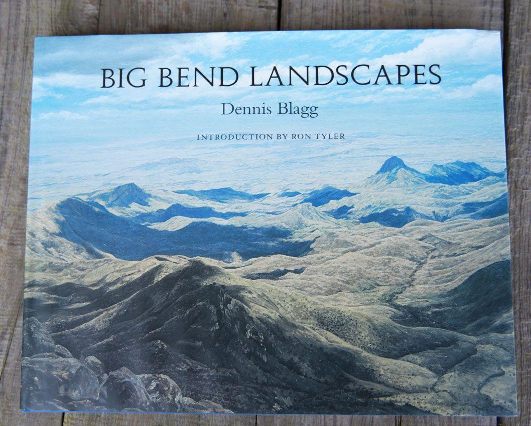 big bend landscapes book