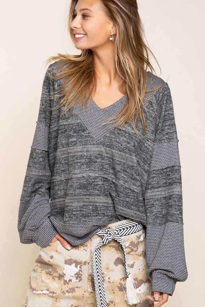 the cordelia knit top