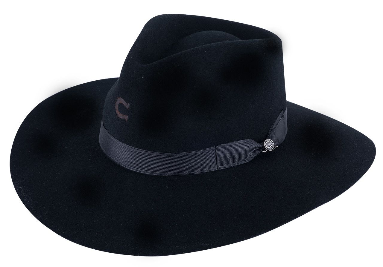 the highway hat - black
