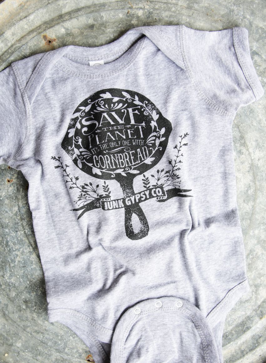save the planet-it's the only one with cornbread! one piece