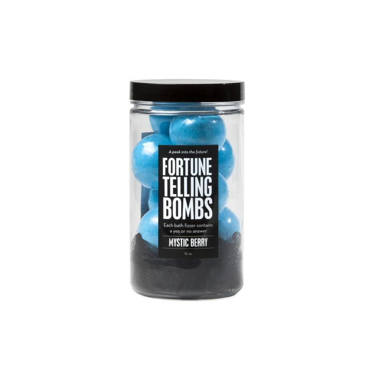 fortune telling bomb jars
