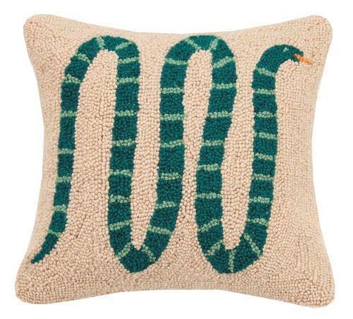 snake hook pillow