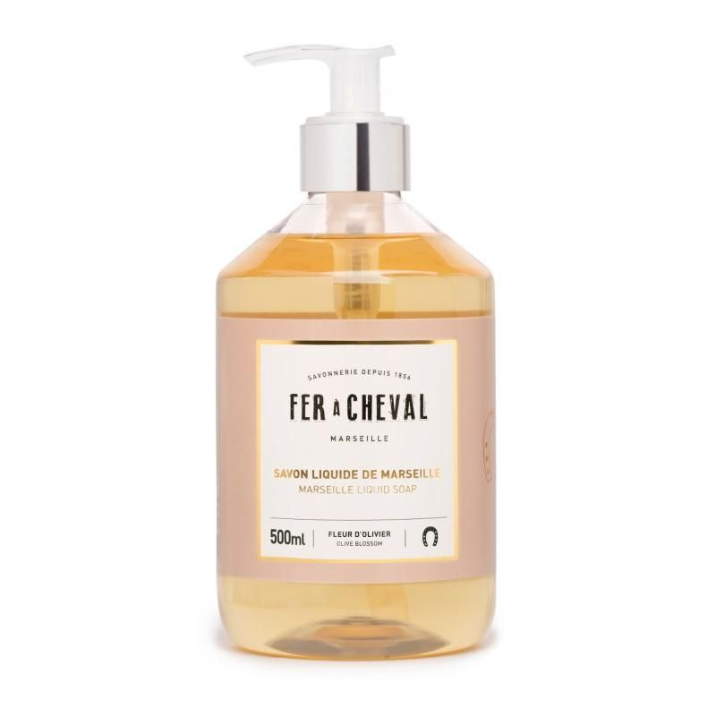 Fer à Cheval Marseille Liquid Soap Olive Blossom - 500ml