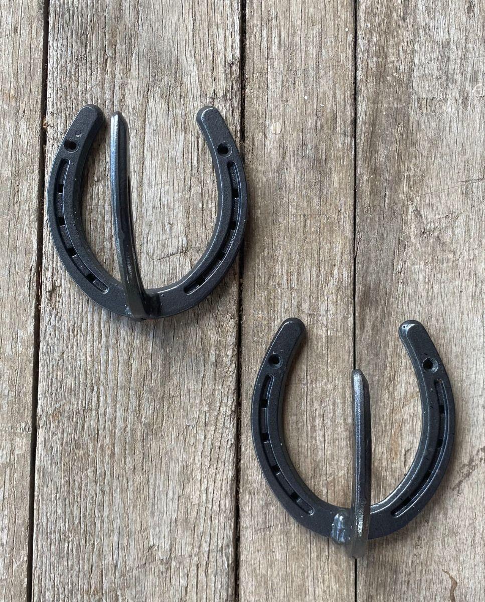 horseshoe hook