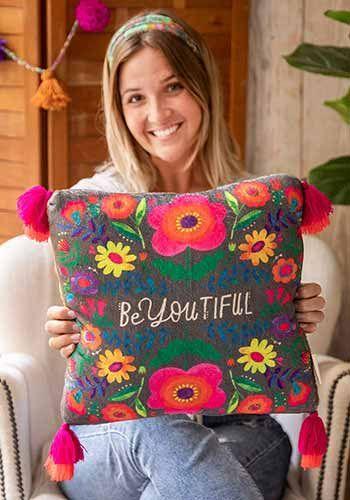 Cozy Pillow|BeYOUtiful