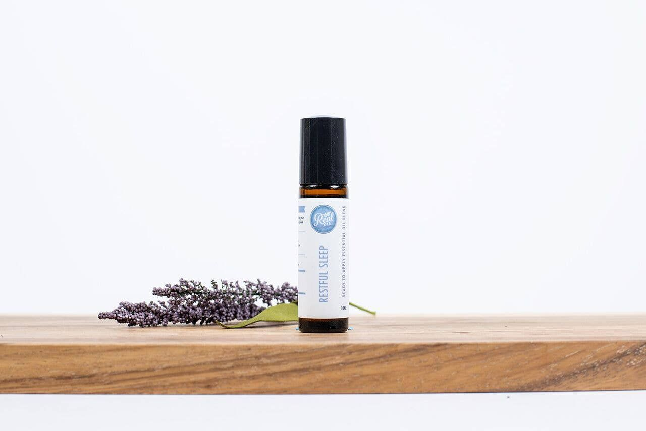 real oil - ready to apply restful sleep essential oil
