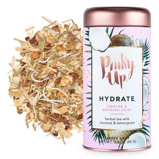 hydrate loose leaf tea