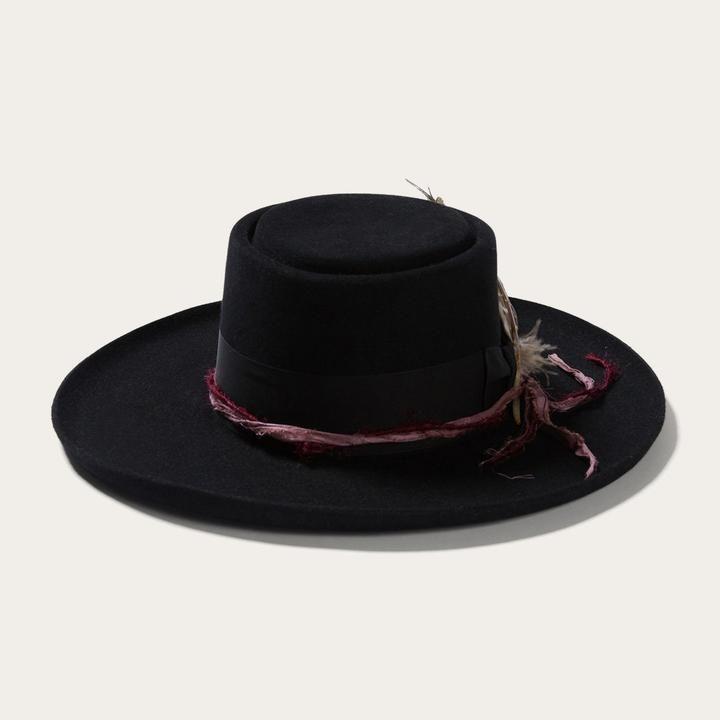 Stetson Kings Row Felt Hat