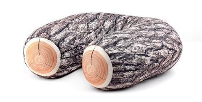 u-shaped log head rest