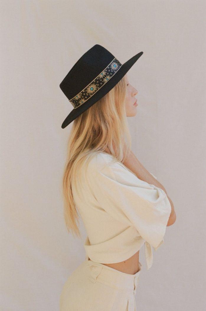 Lack of Color Phoenix Hat