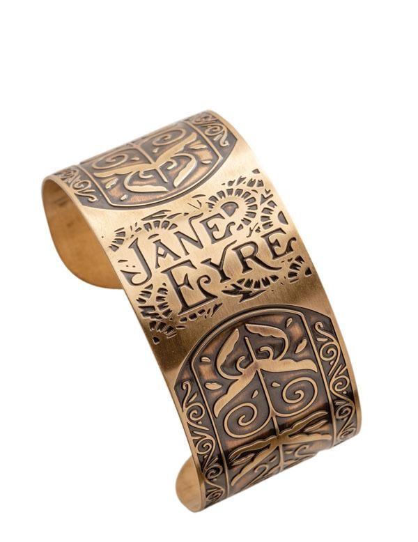 jane eyre cuff bracelet