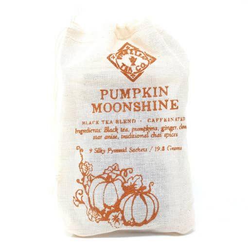 pumpkin moonshine tea bags
