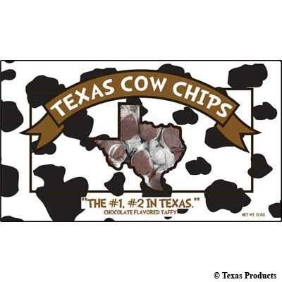 texas cow chips