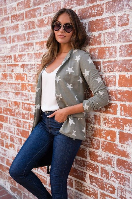 stars for days blazer