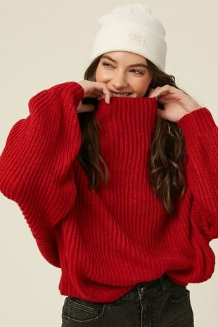 the whitney sweater