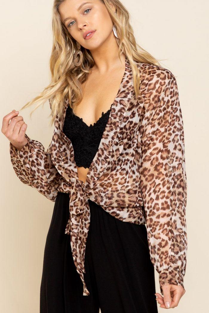 leopard city whisper wrap