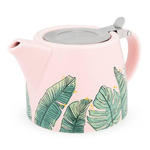 harper tropical teapot & infuser