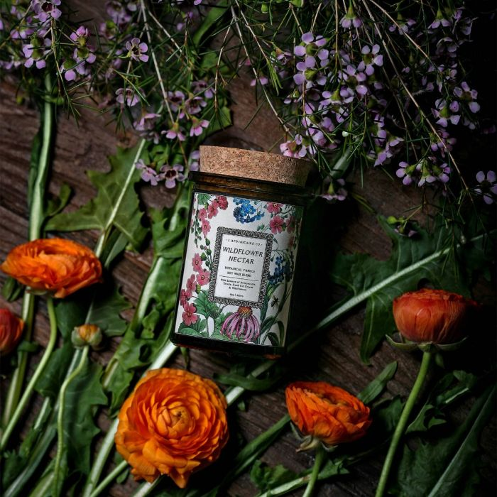 BOTANICA | Wildflower Nectar | Candle