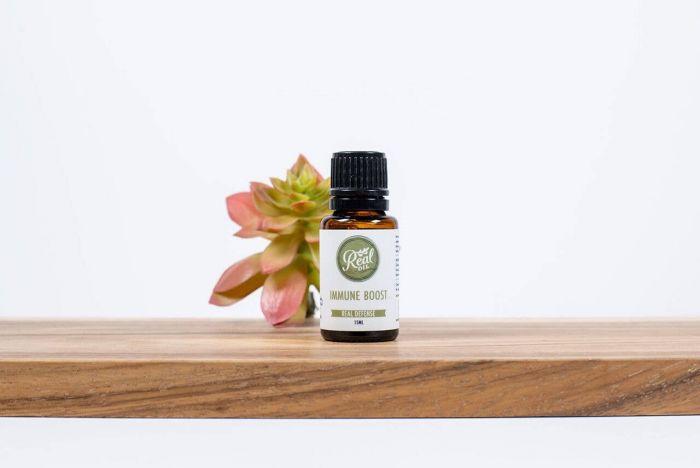 real oil - immune boost essential oil - 15 ml