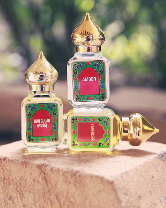 temple perfume oil