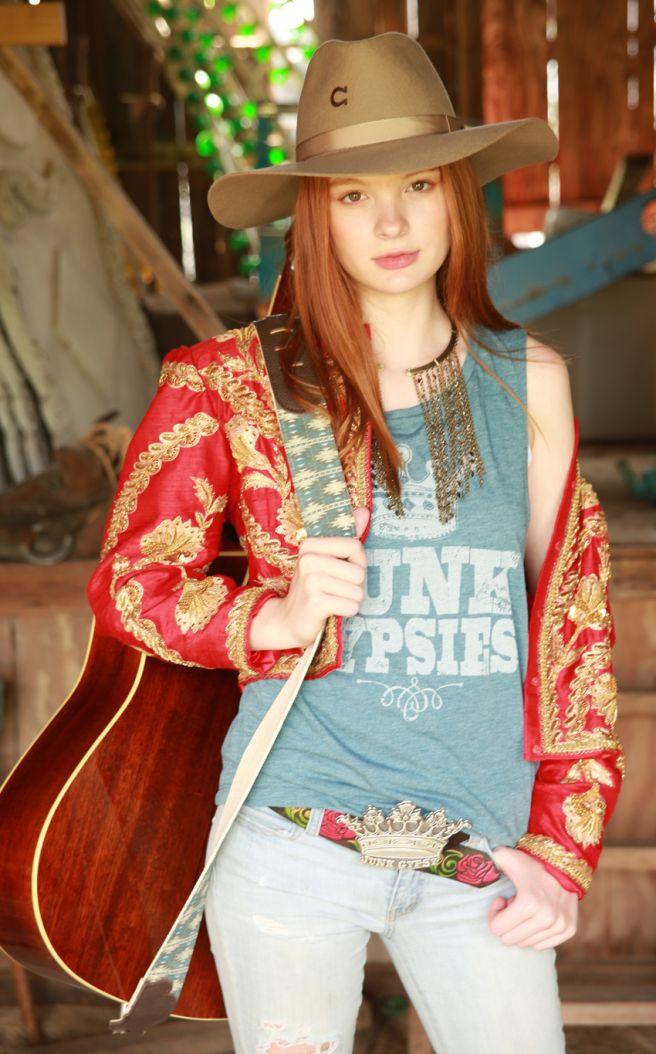 aztec guitar strap