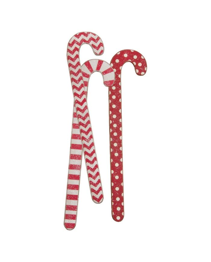 jumbo red candy canes
