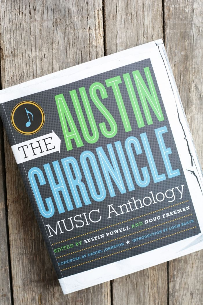 the austin chronicle music anthology book