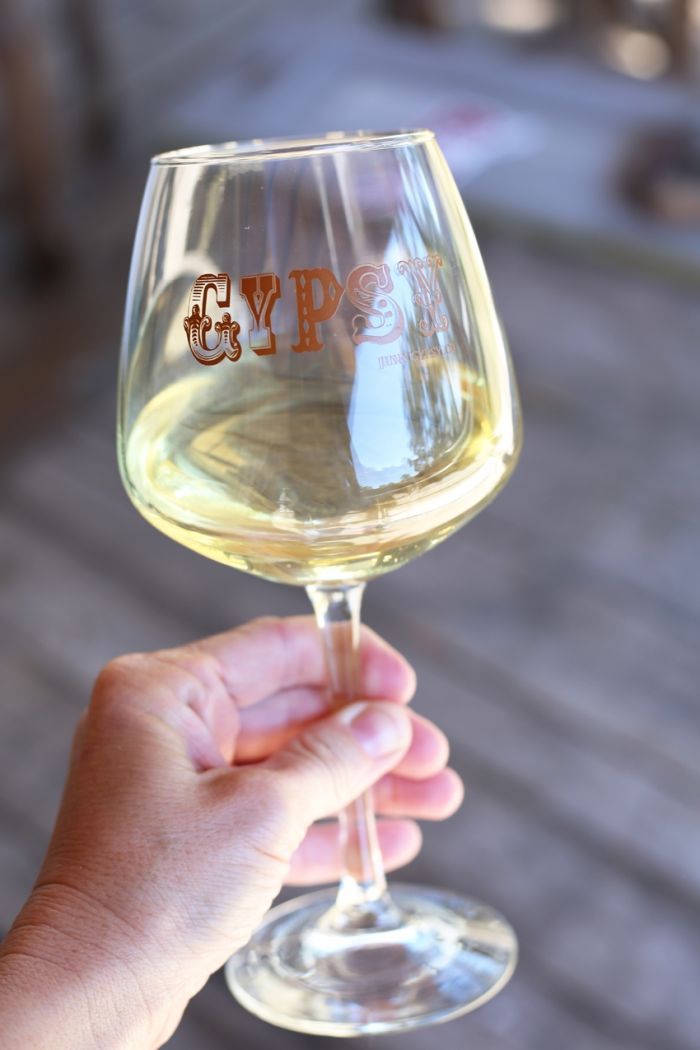 gypsy wine glass
