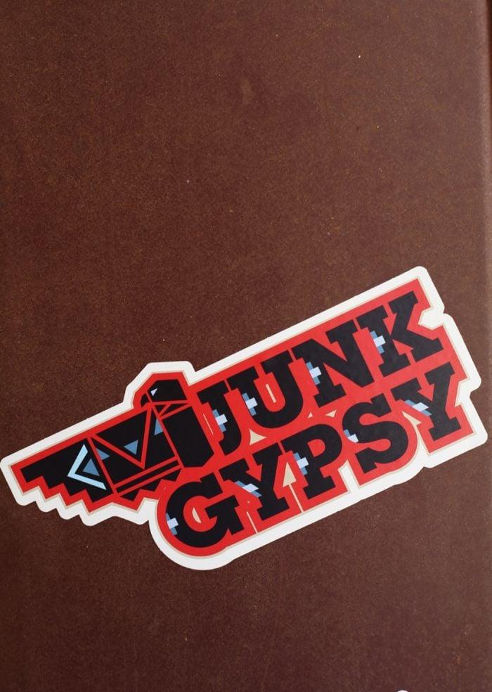 southwest jg sticker