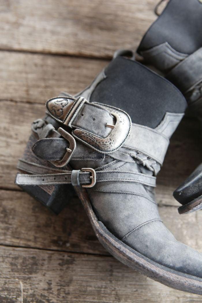 hwy 237 boot- black