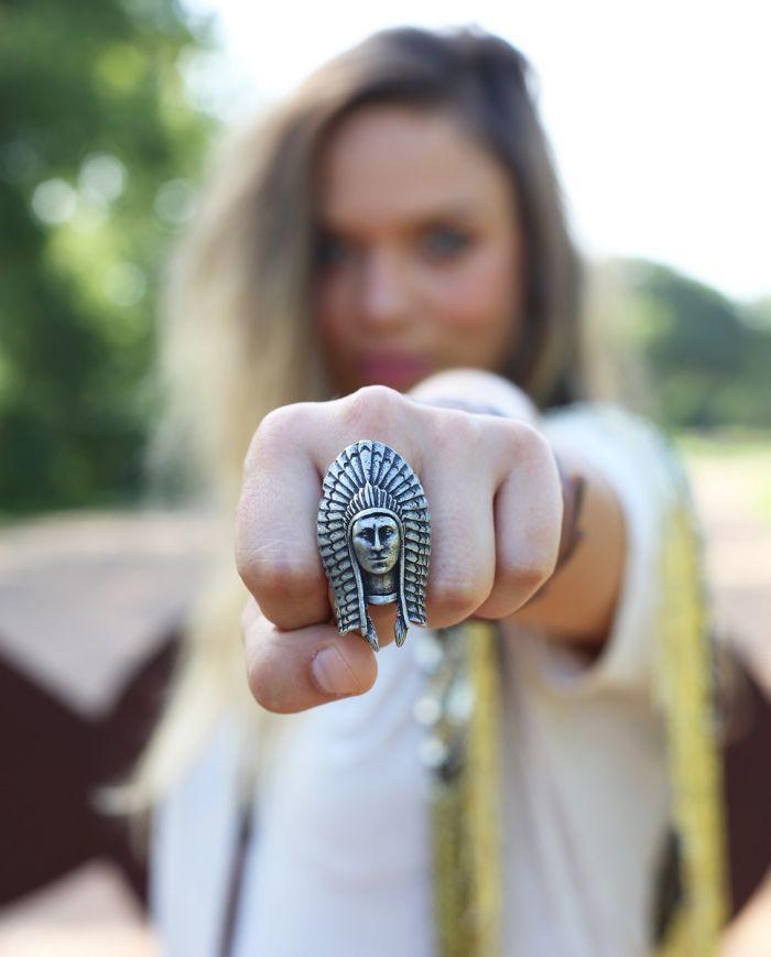big chief ring